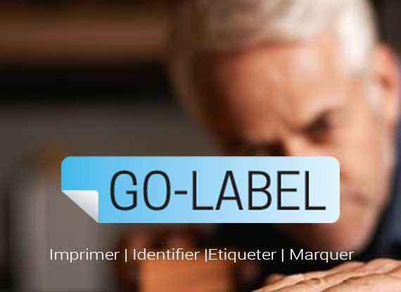 GO-LABEL solutions d'identification et d'étiquetage