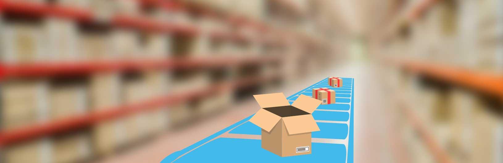 solutions d'identification pour la logistique